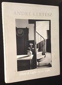 Andre Kertesz Diary by Andre Kertesz, Hal Hinson, Cornell Capa, 9780893812560