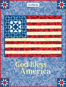 God Bless America Lined Journal by Jim Shore, 9781641781152