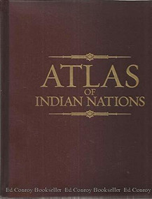 Atlas of Indian Nations - 9781426212567 by Anton Treuer, 9781426212567