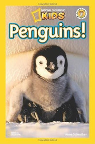 National Geographic Readers: Penguins! by Anne Schreiber, 9781426304262