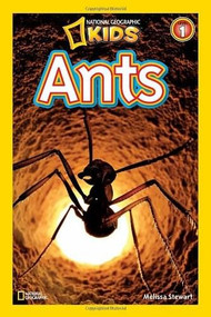 National Geographic Readers: Ants by Melissa Stewart, 9781426306082