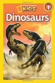 National Geographic Readers: Dinosaurs by Kathleen Zoehfeld, 9781426307751