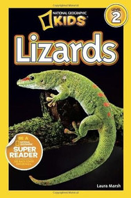 National Geographic Readers: Lizards by Laura Marsh, 9781426309229