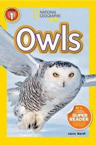 National Geographic Readers: Owls by Laura Marsh, 9781426317439