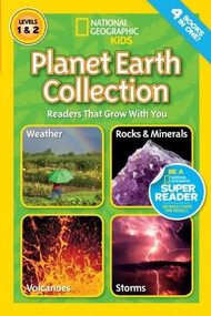 National Geographic Readers: Planet Earth Collection (Readers That Grow With You) by National Geographic Kids, 9781426318139