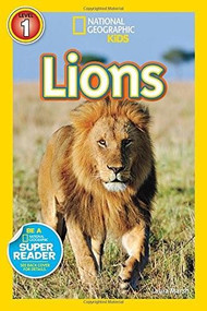 National Geographic Readers: Lions by Laura Marsh, 9781426319396