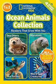 National Geographic Readers: Ocean Animals Collection by National Geographic Kids, 9781426322730