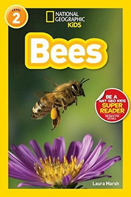National Geographic Readers: Bees by Laura Marsh, 9781426322815