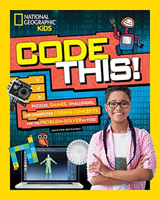 Code This! (Puzzles, Games, Challenges, and Computer Coding Concepts for the Problem Solver in You) - 9781426334443 by Jennifer Szymanski, 9781426334443