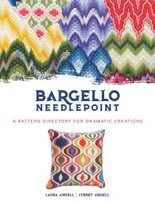 Bargello Needlepoint (A Pattern Directory for Dramatic Creations) by Laura Angell, Lynsey Angell, 9780486842912