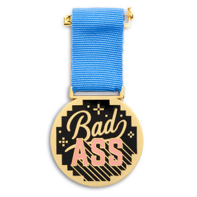 Bad Ass - Medal (Miniature Edition), 10029