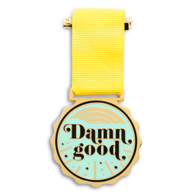 Damn Good - Medal (Miniature Edition), 10028