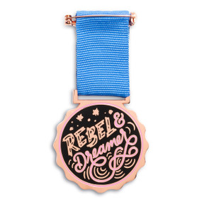 Rebel and Dreamer - Medal (Miniature Edition), 10031
