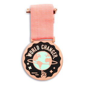 World Changer - Medal (Miniature Edition), 10036