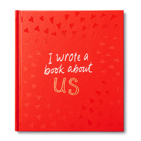 I Wrote a Book About Us by M.H. Clark, 9781970147025