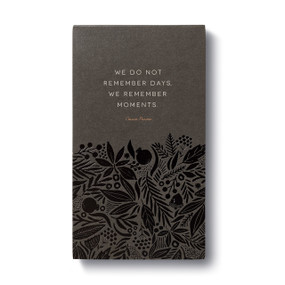 List Pad - We do not remember days, we remember moments, 10022
