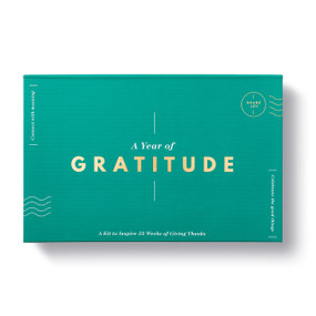 Note Card Kits - A Year of Gratitude, 10002