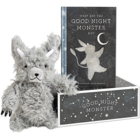 Gift Set - Good Night Monster by Ruth Austin, 9781970147056