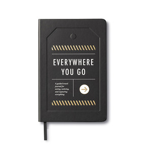 Everywhere You Go: Guided Journal by , 9781946873651