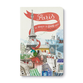Paris is always a good idea - Write Now Journal - 9781935414902, 9781935414902
