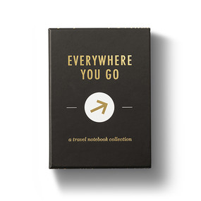 Everywhere You Go: Travel Notebook Collection by , 7368