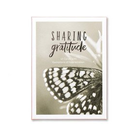 Note Cards - Sharing Gratitude, 6699