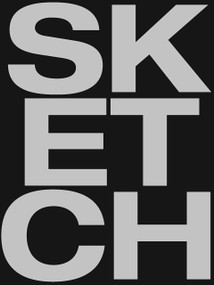 Sketch - Large Black by Editors of Chartwell Books, 9780785839194