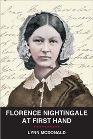 Florence Nightingale at First Hand by Lynn McDonald, 9781554581917