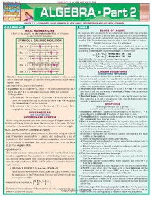 Algebra Part 2 by Kizlik, 9781572229228