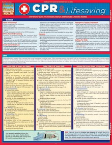 Cpr & Lifesaving by Jones, Shirley A, 9781423218616