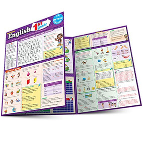 English 1st Grade by BarCharts, Inc., 9781423224945