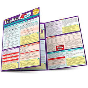 English 4th Grade by BarCharts, Inc., 9781423224976