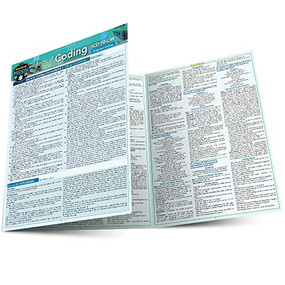 Medical Coding ICD-10-CM (a QuickStudy Laminated Reference Guide) by Shelley C. Safian, PhD, RHIA, CCS-P, COC, CPC-I, AHIMA-Approved ICD-10-CM/PCS Tr, 9781423236542