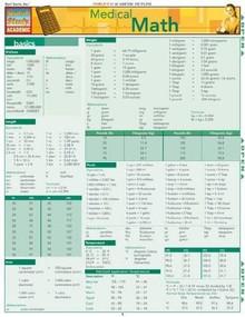 Medical Math by Shelley C. Safian, PhD, RHIA, CCS-P, COC, CPC-I, AHIMA-Approved ICD-10-CM/PCS Tr, 9781423205968