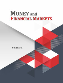 Money and Financial Markets by Niti Bhasin, 9788177085051