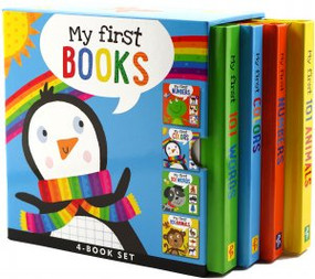 I'm Learning My First… (4-Book Set) by , 9781441333278