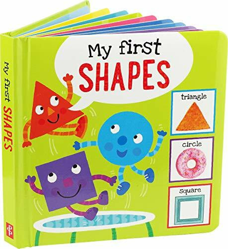 My First SHAPES Padded Board Book by Abbott Simon, 9781441334688