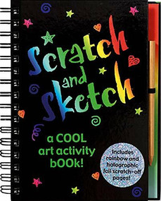 Scratch & Sketch (A cool art activity book!) by Zschock Heather, Zschock Martha Day, 9780880882453