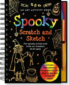 Spooky Scratch & Sketch (An Art Activity Book) by Zschock Heather, Zschock Martha Day, 9781593598815