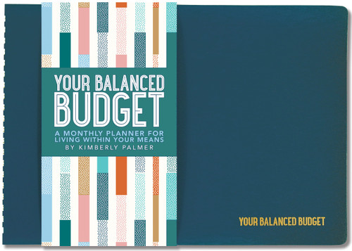 Your Balanced Budget (A Monthly Planner for Living within Your Means) by Palmer Kimberly, 9781441323811