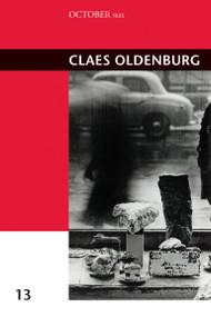 Claes Oldenburg by Nadja Rottner, 9780262516938