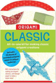 Classic Origami Kit (All-in-one kit for making classic origami creations) by Zschock Martha Day, Zschock Martha Day, 9781441311436