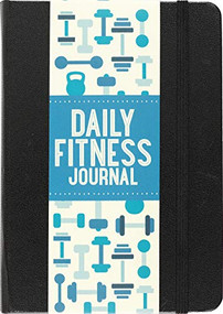 Daily Fitness Journal (Miniature Edition), 9781441330857