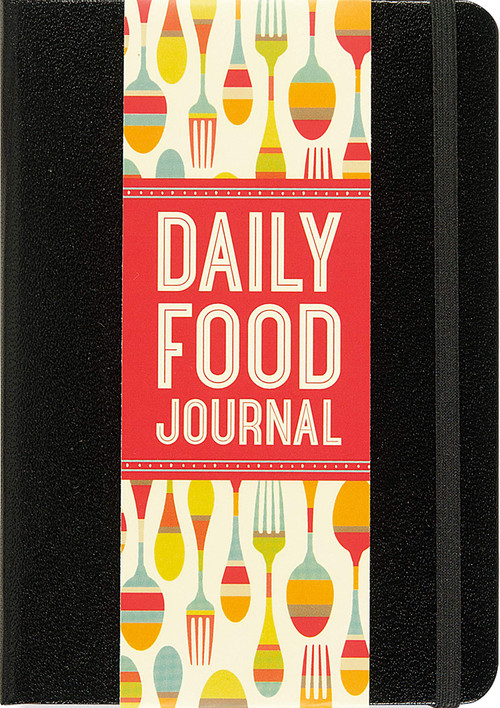 Daily Food Journal (Miniature Edition), 9781441319692