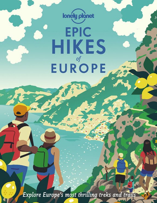 Epic Hikes of Europe (Miniature Edition) by Lonely Planet, Lonely Planet, 9781838694289