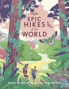 Epic Hikes of the World 1 (Miniature Edition) by Lonely Planet, Lonely Planet, 9781838694548