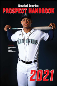 Baseball America 2021 Prospect Handbook by The Editors of Baseball America, 9781735548210