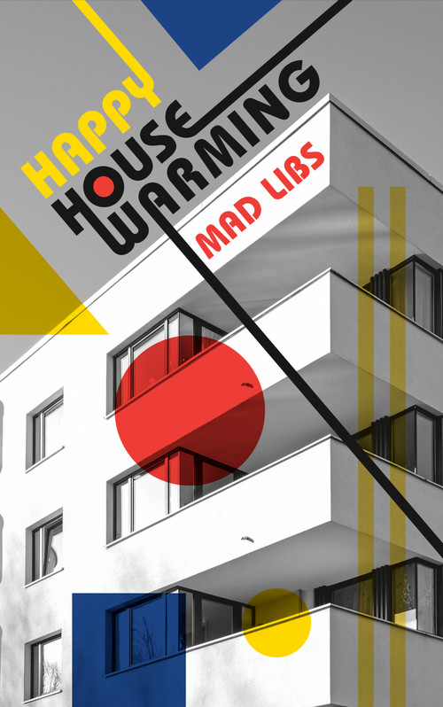 Happy Housewarming Mad Libs by Brian Elling, 9780593225882