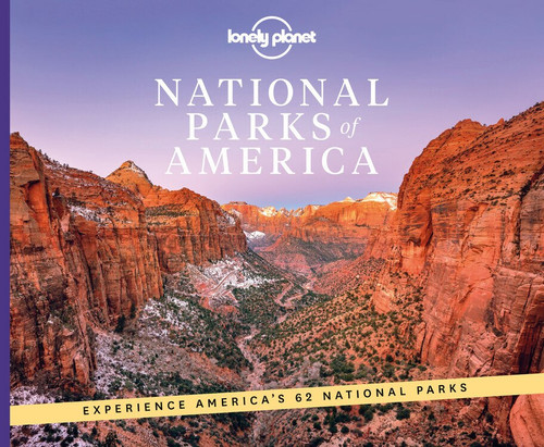 National Parks of America (Miniature Edition) by Lonely Planet, Lonely Planet, 9781838694494
