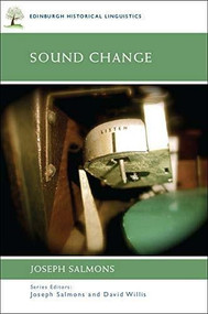 Sound Change by Joseph Salmons, 9781474461733
